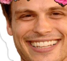 matthew gray gubler Sticker