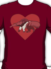 Love Giant Anteater T-Shirt