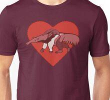 Love Giant Anteater Unisex T-Shirt