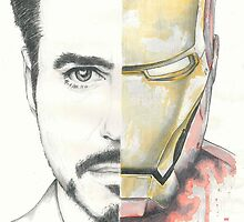 Ironman Downey Jnr by Daveseedhouse