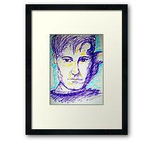 Ainslie Framed Print