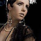 cabaret queen by Maree Spagnol Makeup Artistry (missrubyrouge)
