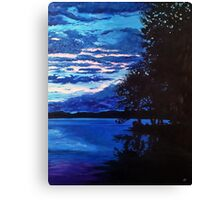 Landscape with Infinite Spirit Canvas Print