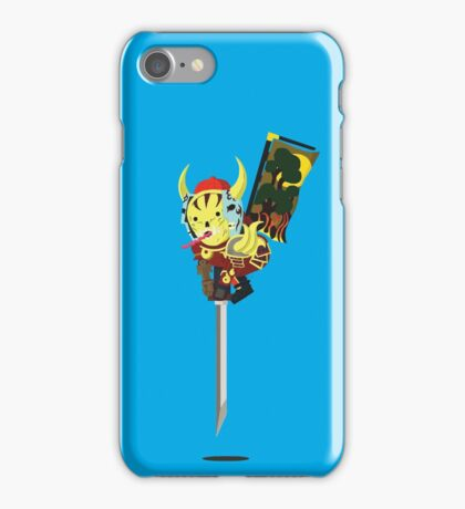 Trollshimitsu iPhone Case/Skin
