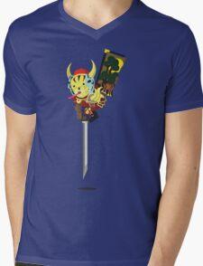 Trollshimitsu Mens V-Neck T-Shirt