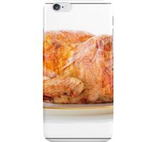 Roasted Turkey Dinner iPhone Case/Skin
