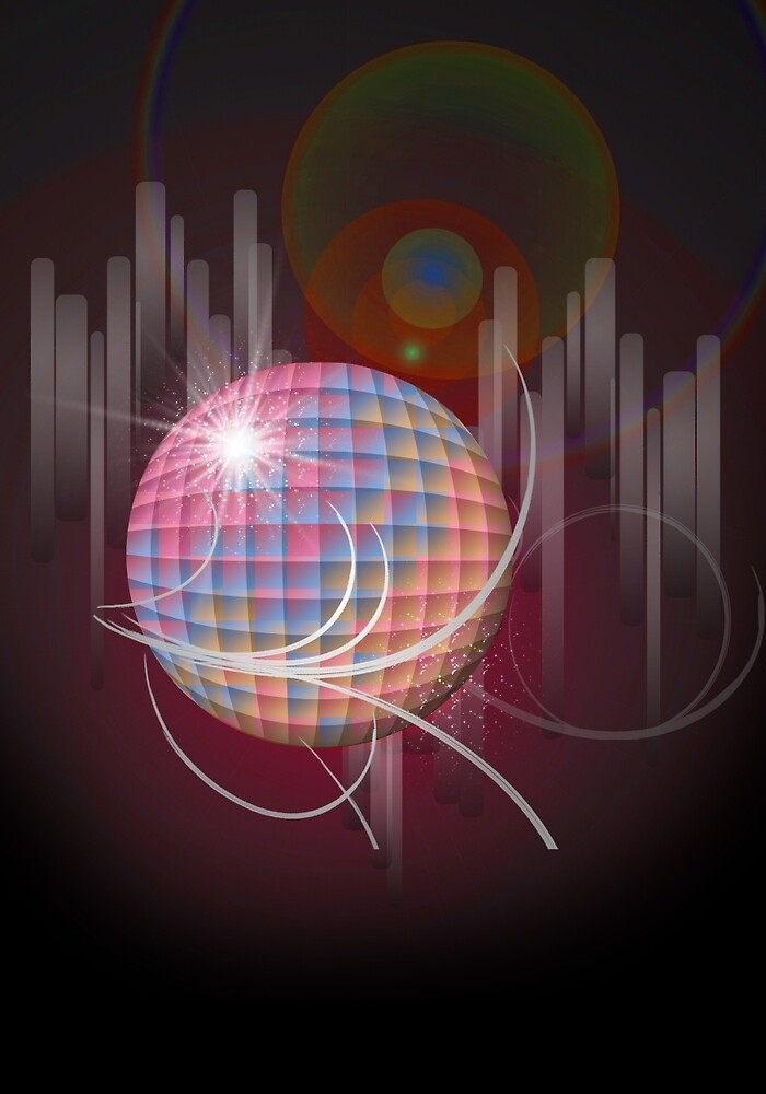 Discoball Delight by ACImaging