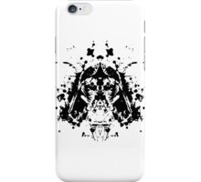 Darth Vader Test iPhone Case/Skin