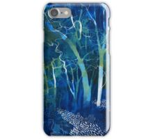 Una luce in fondo al bosco iPhone Case/Skin