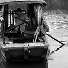 Boat Man by Kos Cos