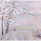 Winter Wonderland by Nadine Rippelmeyer