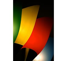 Contemporary Lighting Photographic Print