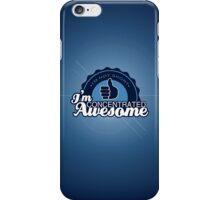 Concentrated Awesome iPhone Case/Skin