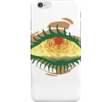 the eye of the beholder iPhone Case/Skin