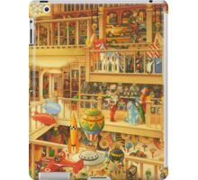 The Christmas Bear - Santa's Storeroom iPad Case/Skin