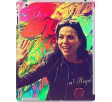 Lana Parrilla - Mama Regal iPad Case/Skin