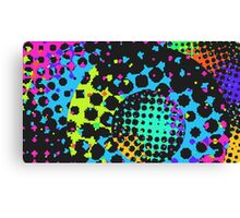 Pattern Play Canvas Print