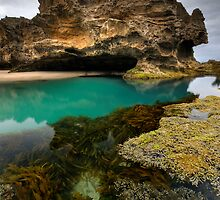Peninsula Pools by Robert Mullner