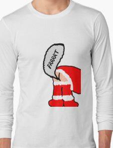 Gassy Santa Long Sleeve T-Shirt