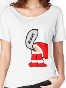 Gassy Santa Women's Relaxed Fit T-Shirt