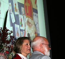 """Our final Heritage Volunteer Award goes to JAN  MEES  and the late ANKIE DUPREE"" by MrJoop"