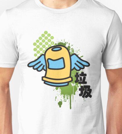 Dustbin Angel Unisex T-Shirt
