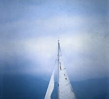 Sailing on the Bay by noondaydesign