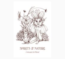 SPIRITS OF NATURE: Coreopsis & Friend Kids Clothes