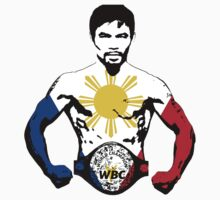 MANNY PACQUIAO Kids Clothes