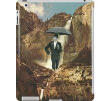 Travel in style iPad Case/Skin
