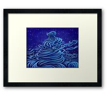 .:A Whole New World:. Framed Print