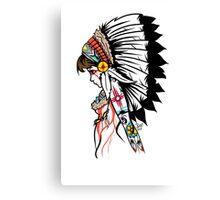 Nuevo Mexico Canvas Print