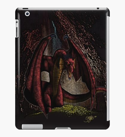 Lair of the Red Dragon iPad Case/Skin