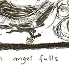 An angel falls by pAgEdOwN