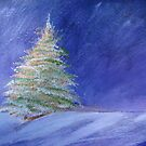 Christmas tree by Carole Russell