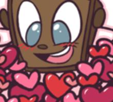 Tiny Box Love Sticker