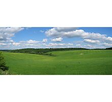 Countryside view Photographic Print