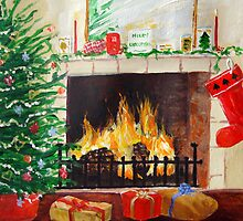Cosy Christmas by Carole Russell