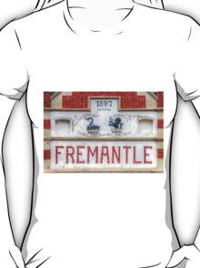 Fremantle Markets - HDR - Fremantle WA T-Shirt