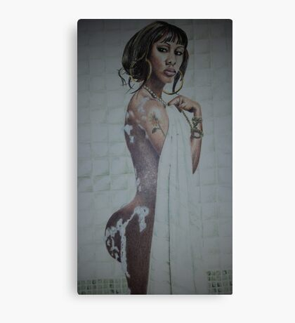Buffy The Body Canvas Print