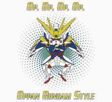 Oppa Gundam Style by Thund3rfist