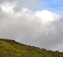 "UK: ""Clouds Over Lynmouth"", Devon by Kelly Sutherland"