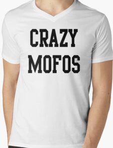 Niall Horan Crazy Mofos Mens V-Neck T-Shirt