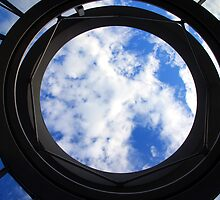 The sky over Berlin by mmarco1954