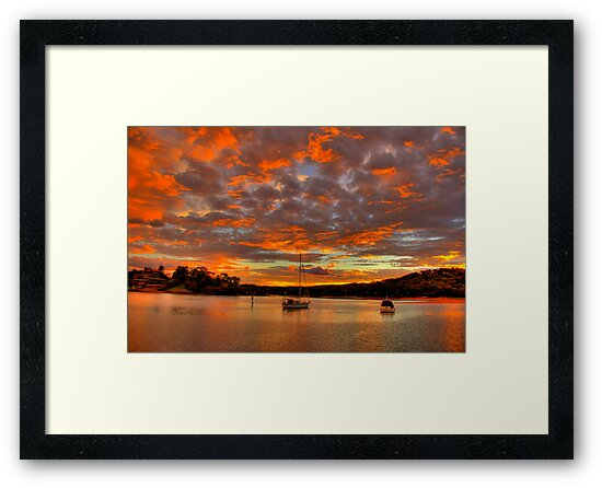 That Magic Moment - Newport - The HDR Series by Philip Johnson
