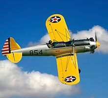 Recruiting Flight at Old Warden by Colin Smedley