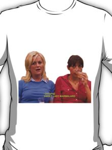 Ann and leslie T-Shirt