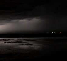 Moreton Bay Lightning by Lanny Edey