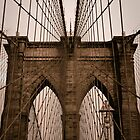 Brooklyn Bridge by James Howe