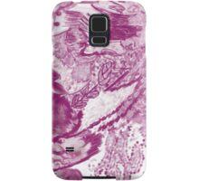A Study in red Samsung Galaxy Case/Skin